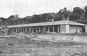 Manokwari centraal kantorencomplex