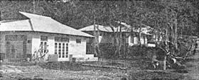 nieuwbouw in Manokwari